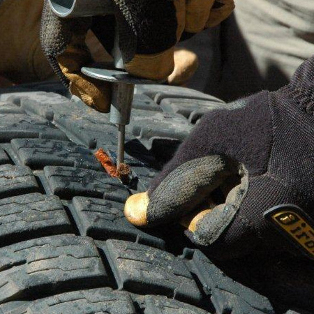 Riepu remonts automašīnām un motocikliem