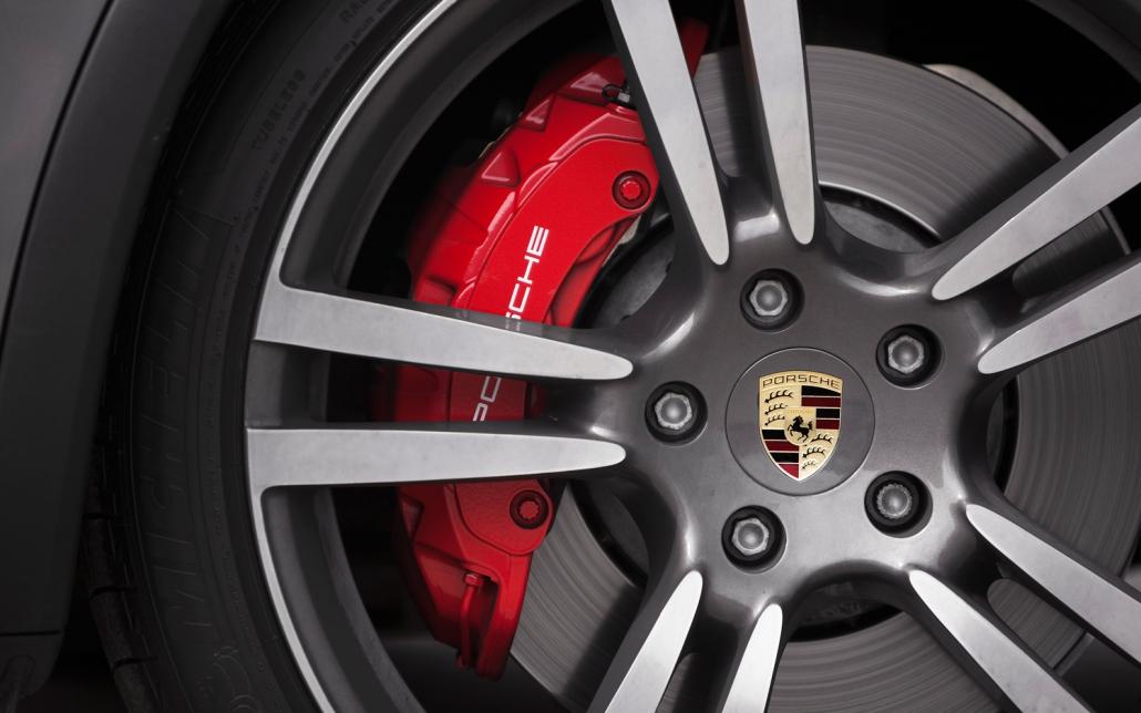 Porsche Cayenne lietie vieglmetāla auto diski
