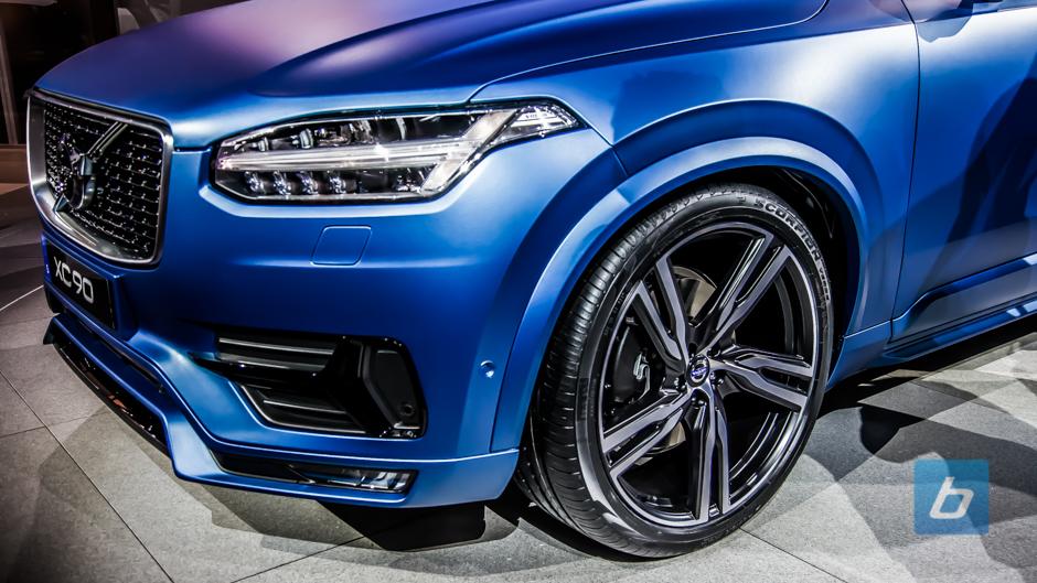Volvo lietie vieglmetāla auto diski