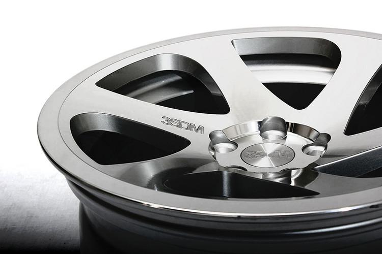 3SDM lietie vieglmetāla auto diski