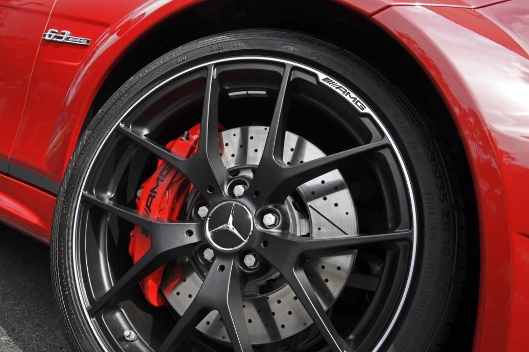Mercedes lietie vieglmetāla auto diski