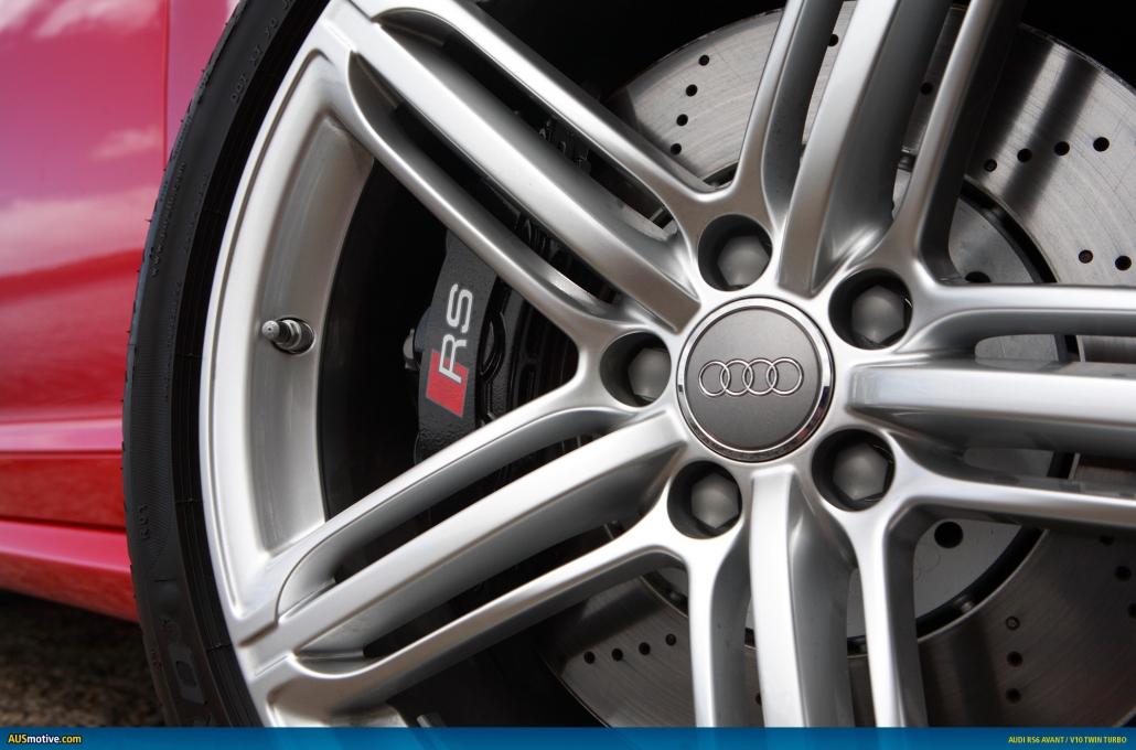 Jauni Audi RS6 Avant lietie vieglmetāla auto diski