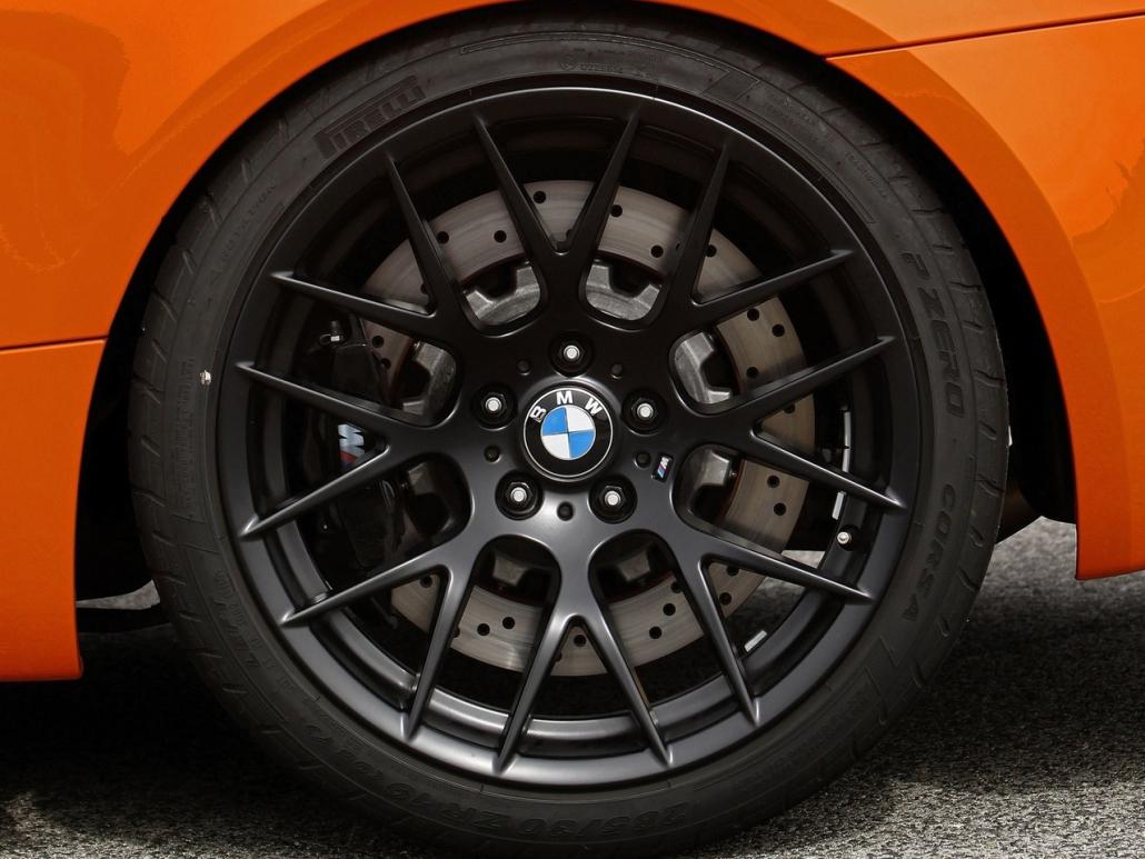 Jauni BMW lietie vieglmetāla auto diski